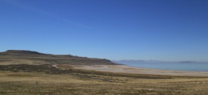 Antelope Island. Great Salt lLake. Utah