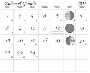Zuben el-Genubi